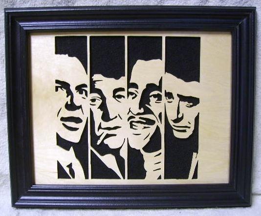 dean martin stencil - photo #37