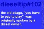 diesel tip 102