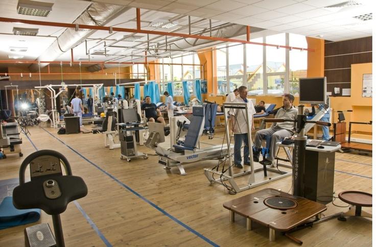 Recuperare medicală și sportivă: Centrul Medical NOVA VITA SAN