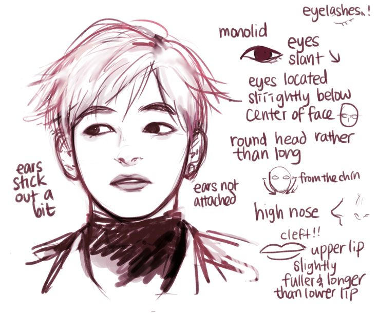 Best BTS Drawing Images On Pinterest Drawing Ideas Sketches - Bts v hairstyle tutorial