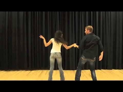 how to country swing dance