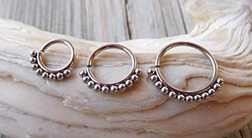 Bead Septum Ring,Tragus Piercing Jewelry,Helix,Cartilage,... https://www.amazon.com/dp/B076N4S6F9/ref=cm_sw_r_pi_dp_x_Ar46zb27TW8GA