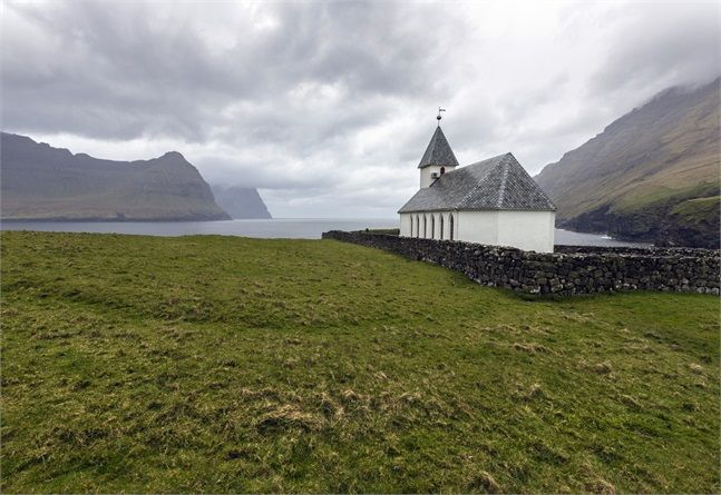 Isole Faroe l'arcipelago si prepara all'eclissi di sole - VanityFair.it