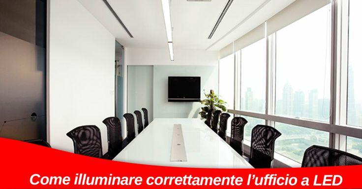 Illuminazione a LED per uffici | Pannelli a Led