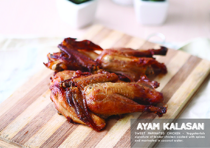 Frozen Food Product by Audrye's Kitchen: Ayam kalasan