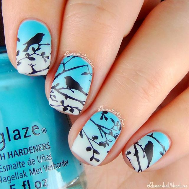 Instagram media shannasnailadventures #nail #nails #nailart