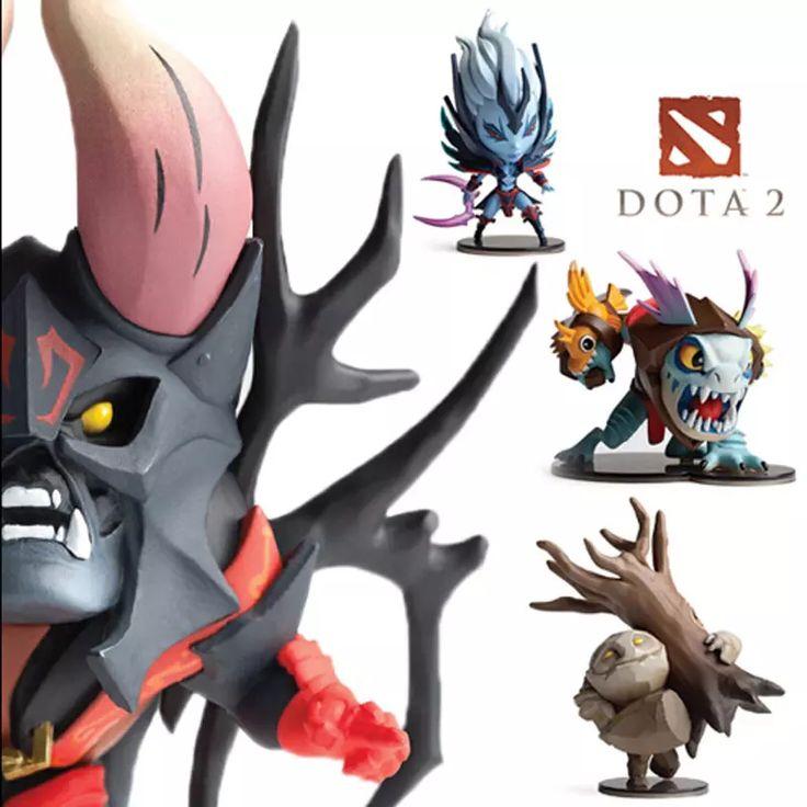 2017 Dota 2 Game Figure Slark Tiny Doom Boxed Pvc Action Figures Collection Dota2 Toys From Tomboy777, $30.15   Dhgate.Com