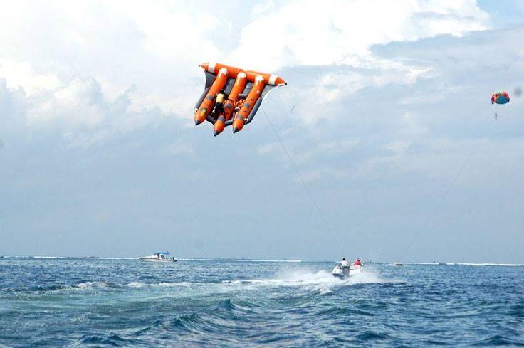 Inflatable  Bnana Boat