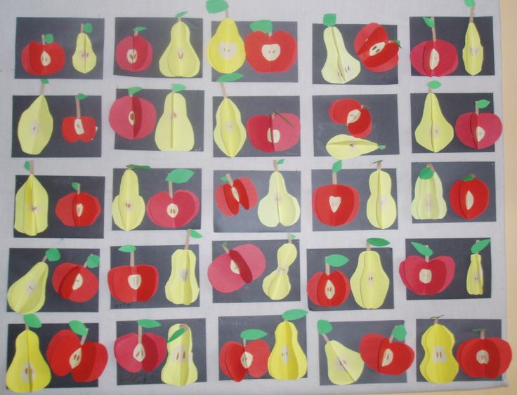 Ovoce z Pinterestu