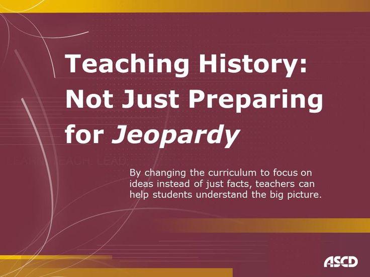 Read high school social studies teacher and UbD curriculum specialist Karen O'Neil's ASCD Express article.