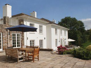 Sandridge Barton - 5.0 Star Holiday Cottage in Stoke Gabriel, Torbay and the Red Cliffs