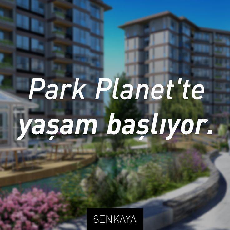 Ayrıcalıklı sosyal alanlarıyla size sadece bir ev değil aynı zamanda konforlu bir yaşam alanı sunan Park Planet'i daha yakından incelemek için tıklayın: http://bit.ly/ŞenkayaParkPlanet