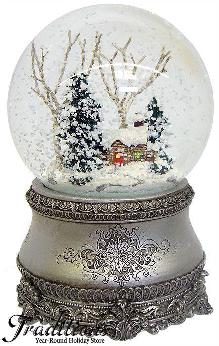 Vintage Snow Globes 119