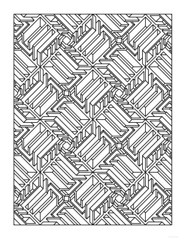 funny finished coloring book pages | 10 best CREATIVE HAVEN TESSELLATION PATTERNS COLORING BOOK ...