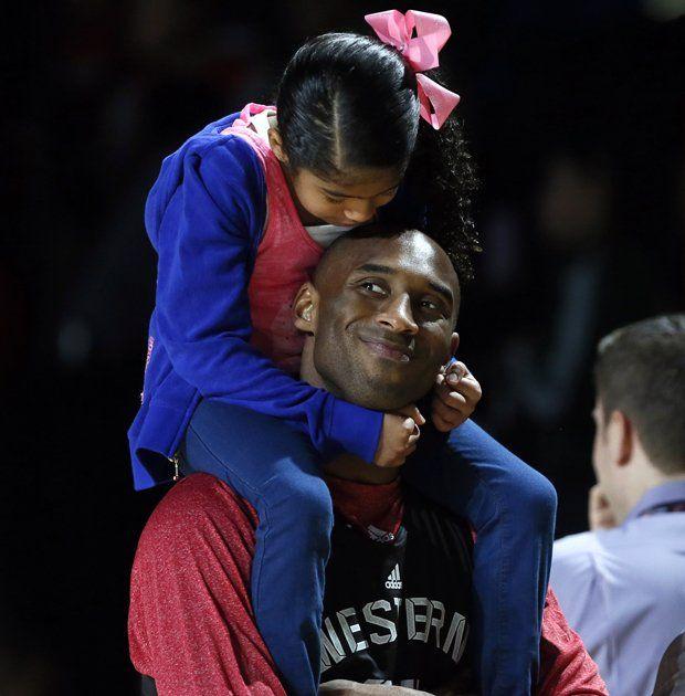 Kobe Bryant's daughter Gianna