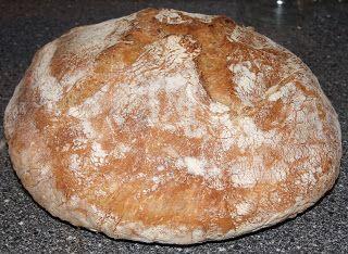 Lekker Brood zonder kneden - beroemd recept uit de New York Times