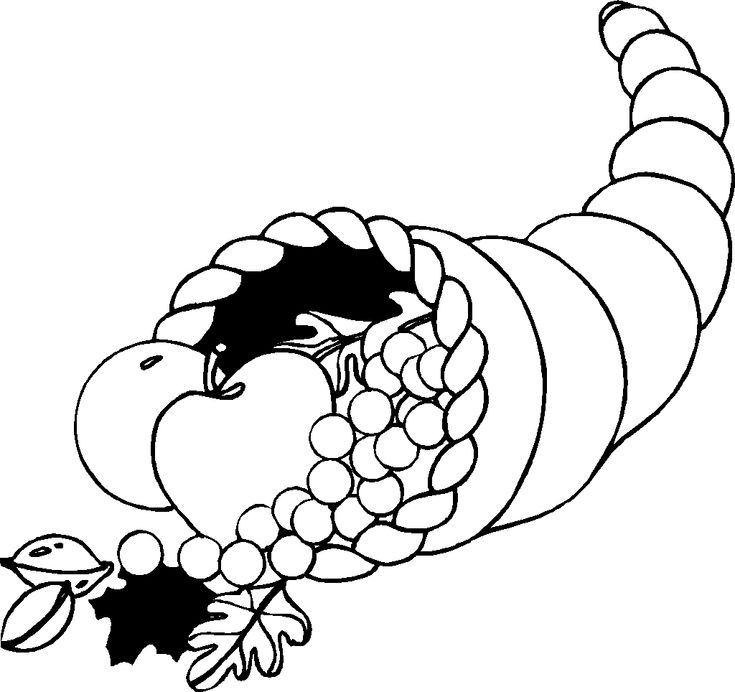 thanksgiving coloring pages and themes - photo#18