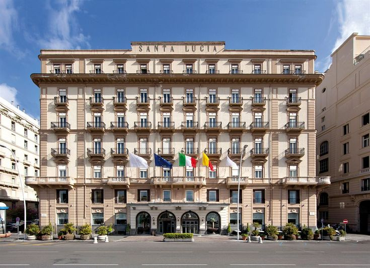 Grand Hotel Santa Lucia, Naples, Italy  --   Hotels in Naples   --  Check Availability & the Best Rates here  >> http://www.lowestroomrates.com/avail/hotels/Italy/Naples/Grand-Hotel-Santa-Lucia.html?m=p  Located in Naples (Historical Center), Grand Hotel Santa Lucia is minutes from Castel dell'Ovo and La Fontana dell'Immacolatella. This 4-star hotel is within close proximity of Borgo Marina and San Francesco di Paola.  #GrandHotel #SantaLucia #NaplesHotels
