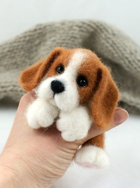 #polandhandmade #dog #felt