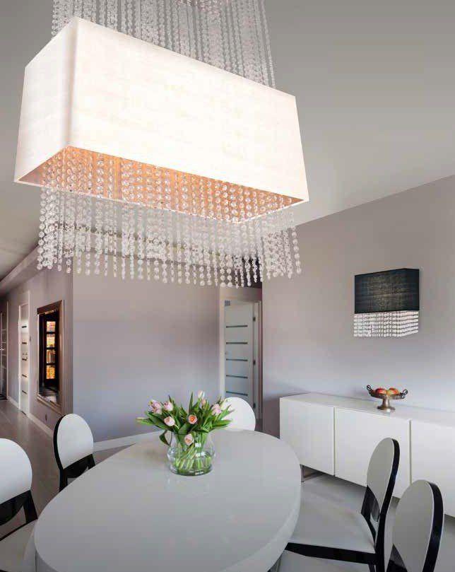 Azzardo Lampa wisząca Glamour 101163 SP5 WH : : Sklep internetowy Elektromag Lighting #glamour #lighting #oświetlenie #homedesign #interiors
