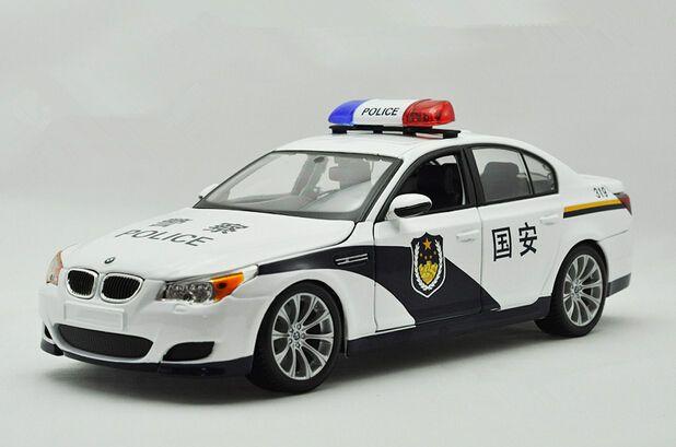1:18 BMW M5 police CAR MODEL #maisto #OTHER