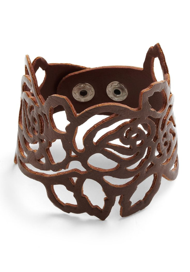 .: Cut Leather, Leather Cuffs, Leather Bracelets