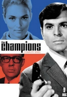 The Champions Complete Series 9DVDS PAL Region 4 | eBay