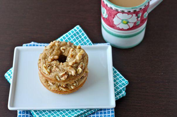Whole Wheat Banana Nut Doughnuts Recipes — Dishmaps