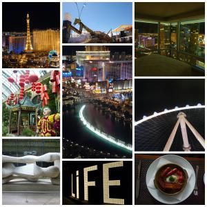 The must see Las Vegas attractions organized by hotel