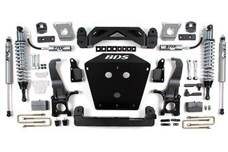 "Toyota Tundra 7"" Coil Over Suspension Lift Kit"