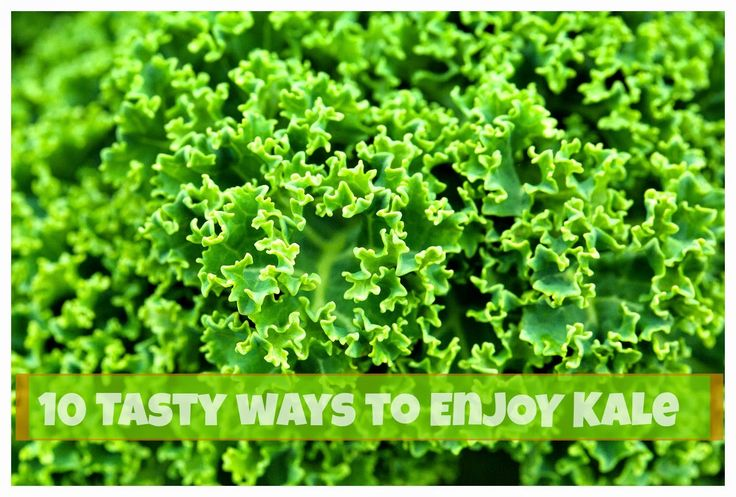 My Fab Fit Forties: 10 Tasty Ways to Enjoy Kale #Food #Health #Nutrition #Vegetarian