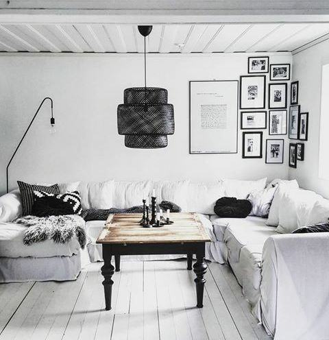 INSPIRACIÓN... LAMPARA SINNERLIG DE IKEA | Decoración