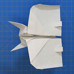 King Bee - folding instructions