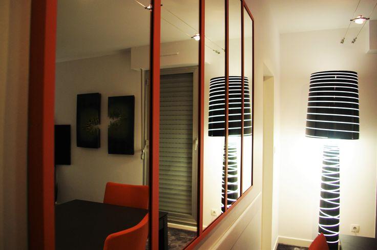 M s de 1000 ideas sobre verriere atelier en pinterest for Miroir style verriere