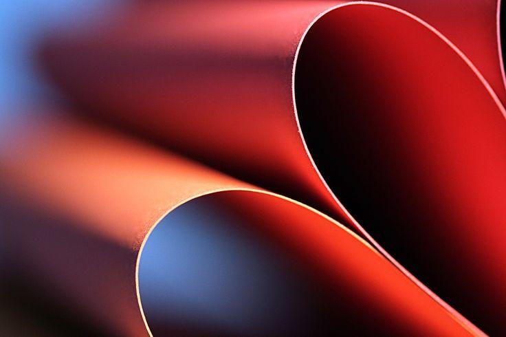 Cuore di carta - M. Villa #heart #cuore #interiordesign