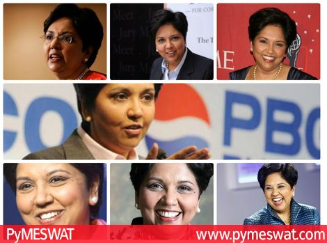 Indra Nooyi (58) En 2001 fue nombrada directora financiera del grupo y cinco años más tarde  fue nombrada presidente y director ejecutivo de PepsiCo. Nooyi escribía un nuevo capítulo en el libro de los grandes negocios en Wall Street: se convertía en el quinto CEO en los 42 años de historia de PepsiCo y, además, era la primera mujer. Bajo su mando la compañía dobló su beneficio neto en cinco años, hasta los 5.600 millones de dólares. #Bio #Pepsi #Negocios