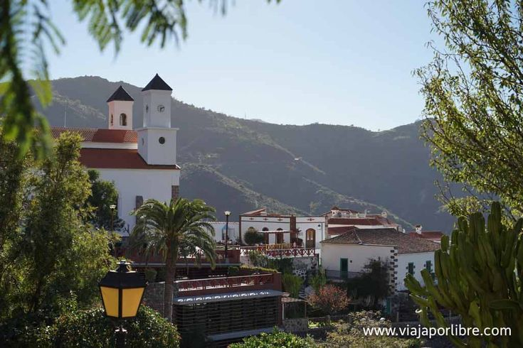 Tejeda, el pueblo más bonito de Canarias (Viaje a Gran Canaria)