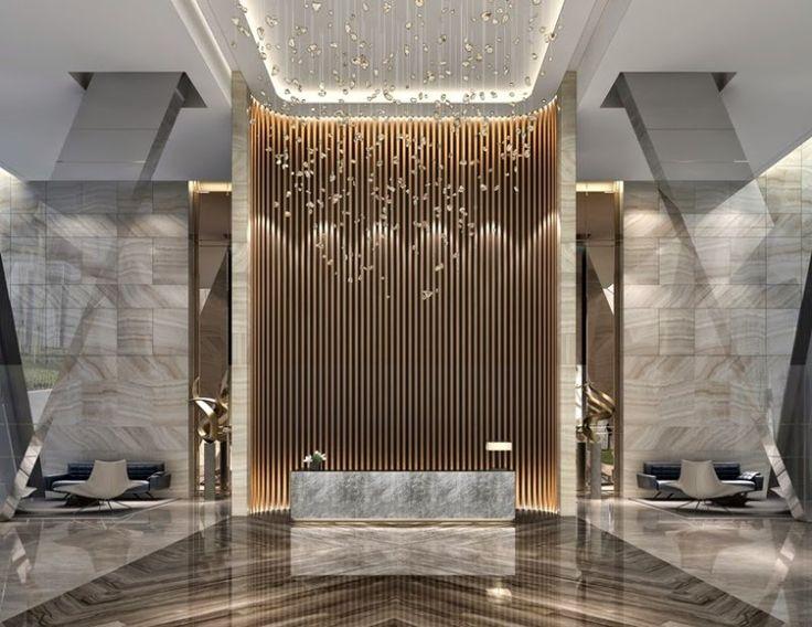 Residential Tower Lobby에 대한 이미지 검색결과 호텔 로비 인테리어 거실