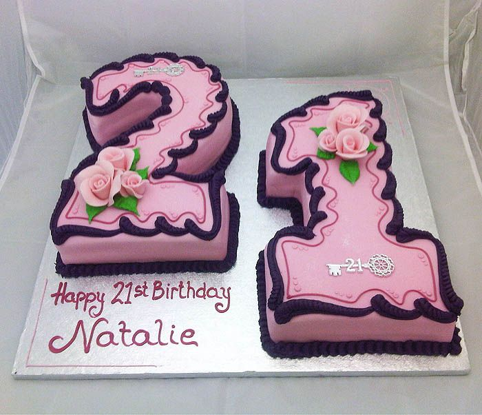 1000 Ideas About Number Birthday Cakes On Pinterest