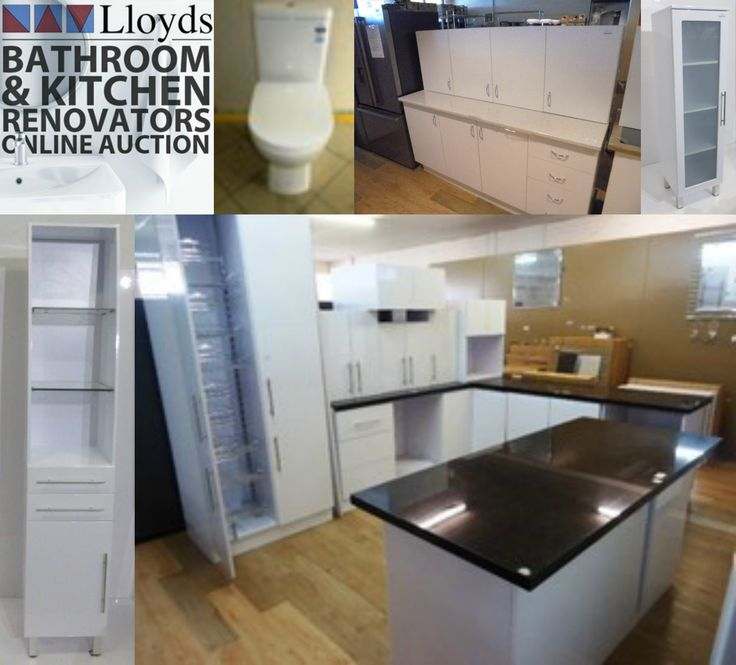 Need a NEW Kitchen or Bathroom? Lloyds have you covered: http://www.lloydsonline.com.au/AuctionLots.aspx?smode=0&aid=5848&pgn=1&pgs=100&gv=True Insections welcome - Auction closes Sunday from 12 PM