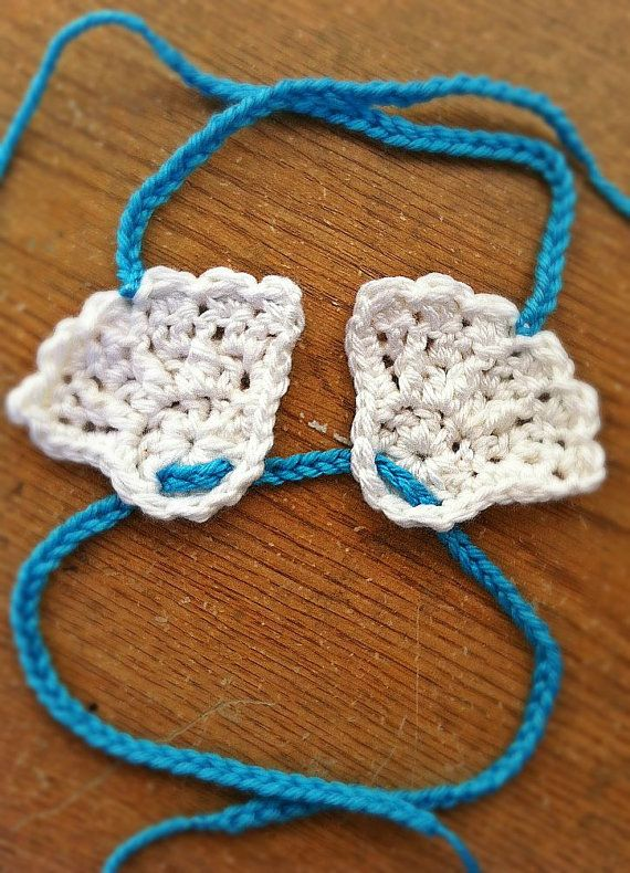 Crochet Patterns To Sell : Shell Baby Bikini Top Crochet Pattern 05 (Permission to sell finished ...