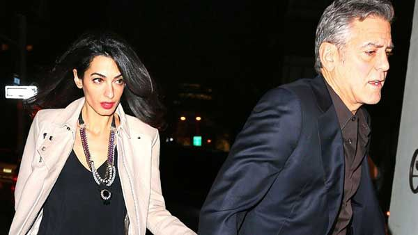 Amal Alamuddin files for Divorce from George Clooney After 13 Months!