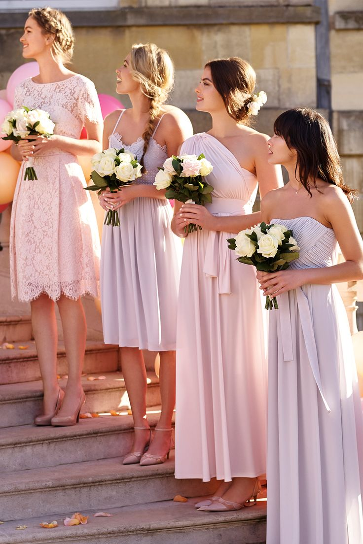 Finding bridesmaid dresses that are stylish, affordable and going to help keep your girl gang happy is notoriously tough. If you're a bride-to-be in the market for such, there's a high street favourite that has you covered. M&S have just launched their bridal department for the new year, and with the brand continuing to prove itself as a fashion force to be reckoned with, it's no surprise that their bridesmaid offerings are pretty, elegant and classic in one.