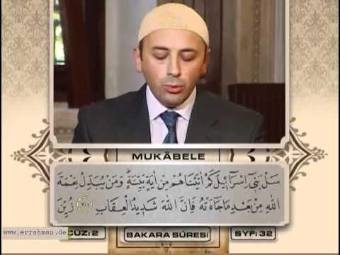 Mehtap Tv - Fatih Çollak - Mukabele 2.Cüz - Kuran'i Kerim Tecvidli Hatim - www.dampakt.com