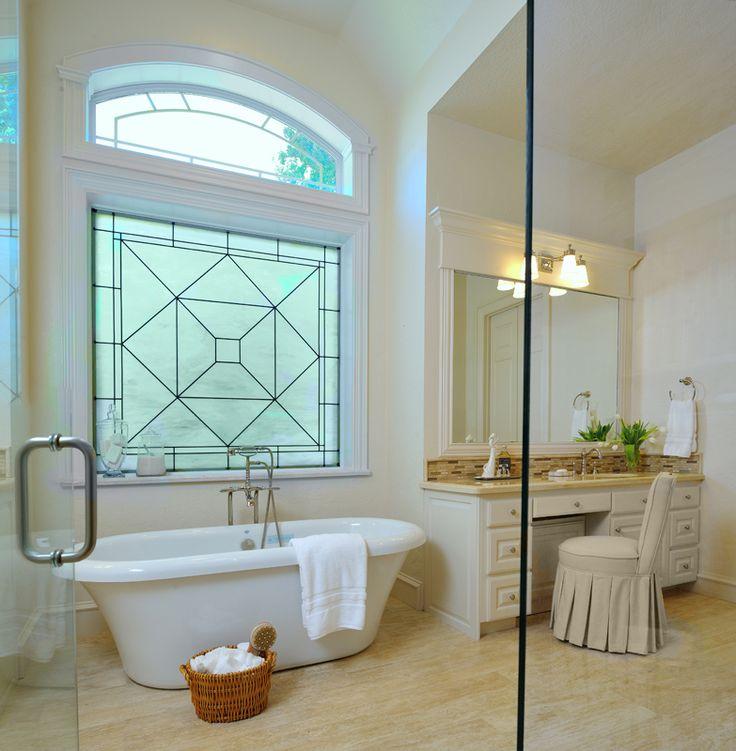 25 best ideas about bathroom window coverings on - Best window treatments for bathrooms ...