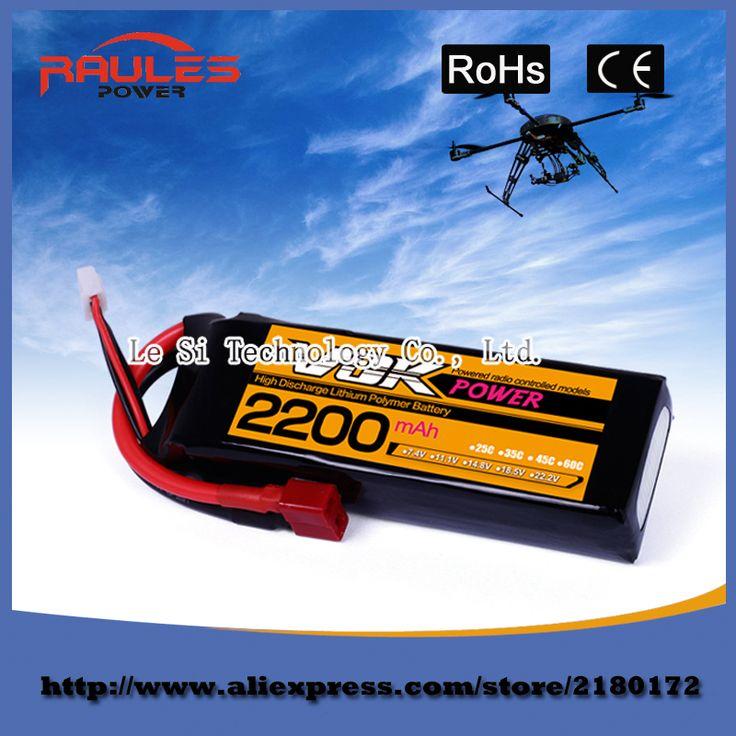 $16.80 (Buy here: https://alitems.com/g/1e8d114494ebda23ff8b16525dc3e8/?i=5&ulp=https%3A%2F%2Fwww.aliexpress.com%2Fitem%2FFree-Shipping-VOK-lipo-battery-11-1v-2200mAh-35C-3S-rc-helicopter-rc-car-rc-boat%2F32680575899.html ) VOK Lipo Battery11.1 V 2200 Mah 3 S 30C Max 35c T Spina Per RC Helicopter Qudcopter Drone Truck Car Boat Bateria Lipo for just $16.80