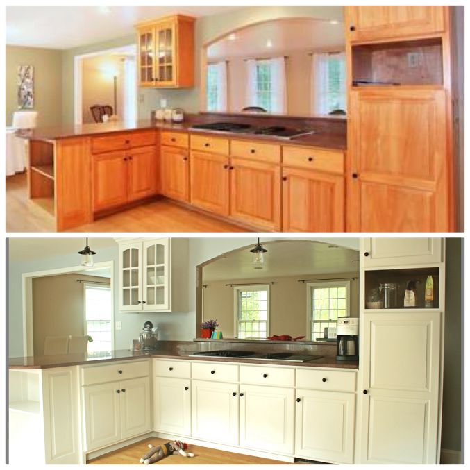 Painting Your Kitchen Cabinets U2013 YOU CAN DO IT! | Http://www