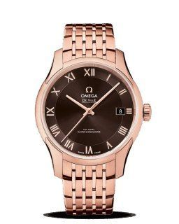 Replicas OMEGA De Ville Hour Vision Co-Axial Master Chronometer 41 mm 433.50.41.21.13.001