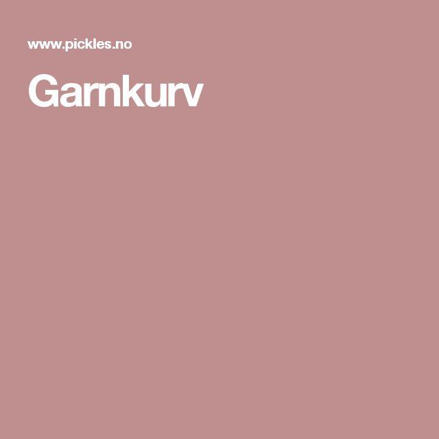 Garnkurv