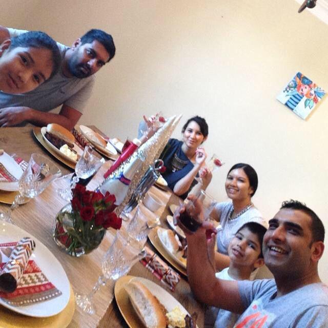 #XmasLunch #Family # Love